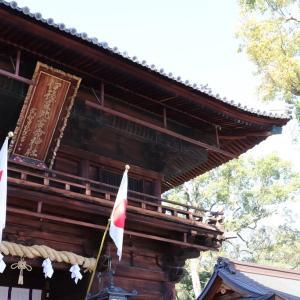 15日の神社参りと星乃珈琲