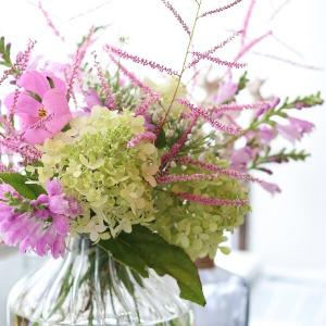 気分に合わせて花を選ぶ
