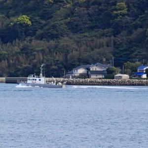 「はやしお」~海保測量船