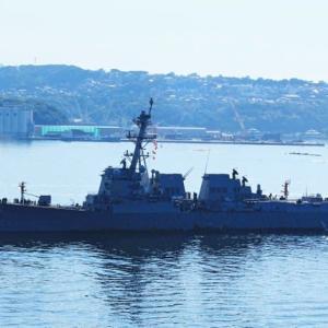 ミサイル駆逐艦「マスティン」