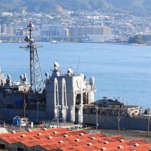 ミサイル巡洋艦「アンティータム」