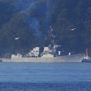 ミサイル駆逐艦「ジョン・フィン」