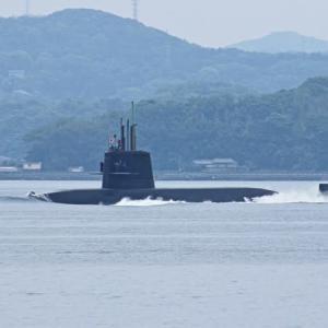 海自潜水艦