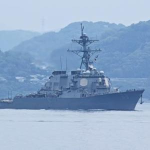 ミサイル駆逐艦「ミリアス」