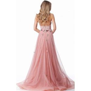 Sヒルのカラードレス