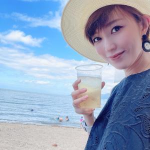 夏の終わり 琵琶湖へ