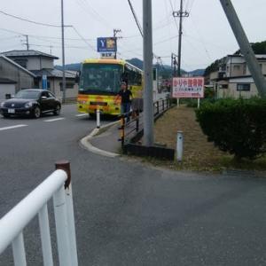 106県北バスで、ありがとう!