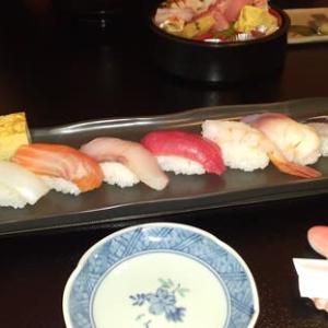 寿司'みやび'と海鮮丼!