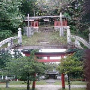 2020秋 戦国を歩く 8.賀茂神社