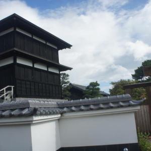 2021 秋の歴史旅 3.田中城
