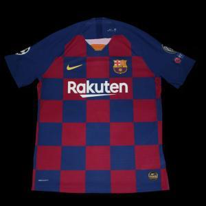 FC Barcelona 2019/2020 HOME #10 MESSI