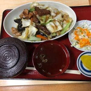 昨日(6\23)のお昼ご飯