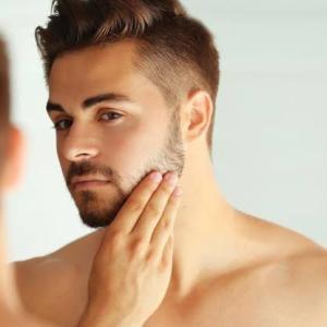毎日の髭剃りから解放、同時に肌トラブル解決!