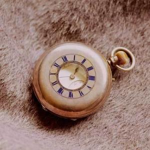 小津安二郎 遺品の時計