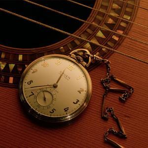 古賀政男 遺品の時計