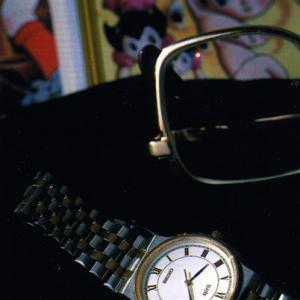 手塚治虫 遺品の時計