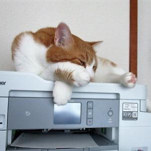 印刷機の心得。
