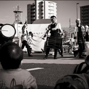 FESTIVAL 太鼓を叩く人・見る人 せともの祭