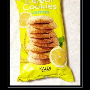 KALDI☆スイカサイダーとレモンクッキー