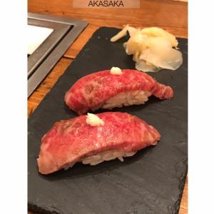 赤坂で高級焼肉ランチ