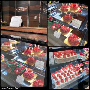 FOUNDRY☆かおりの&あまおうW苺ショートケーキ