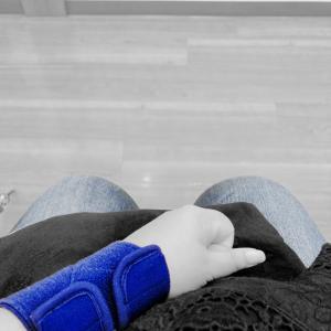 手首の炎症