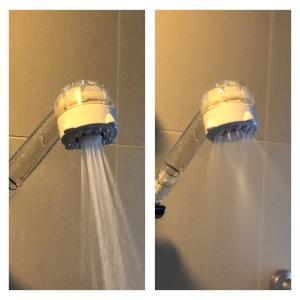 ミラブル  シャワーヘッド