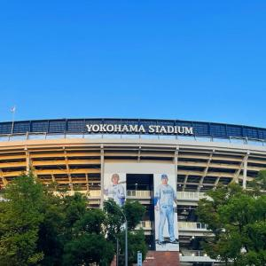 横浜vs広島★横浜スタジアム