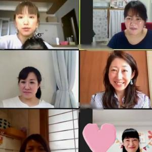 <ママのオンライン意見交換会開催レポ&今週のお題>