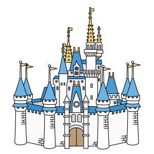 ディズニーランドに行きたい!