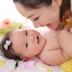<ママと一緒に☆ベビグラフ撮影会>