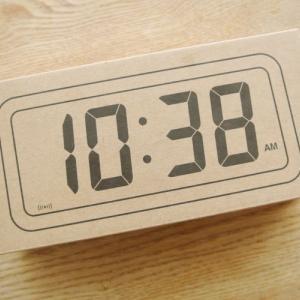 まもなく終了…無印良品の名作時計が期間限定価格に