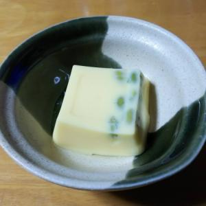 枝豆入りたまご豆腐