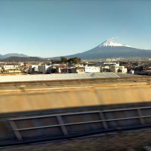 うまく取れない富士山シリーズ