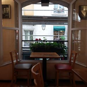 ♡【パリグルメ】ランチからディナーまでノンストップの便利なイタリアンカフェ♡