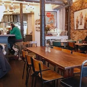♡【パリグルメ】朝から夜まで99.9%ホームメイドのカフェ♡
