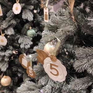 ♡【パリのクリスマス】CHANEL本店のデコレーション♡