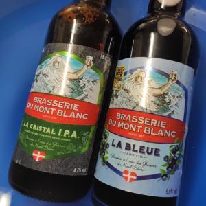 【フランス旅行】モンブランのビール