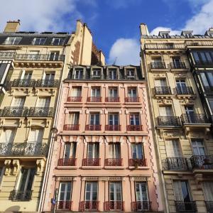 モンブランからパリへ