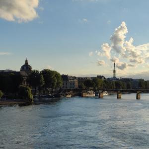 【感動】これがパリの景色