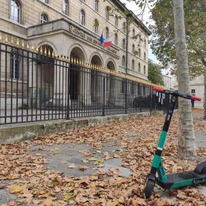 パリはいつの間にか秋