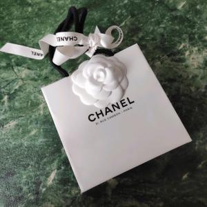 【CHANEL】本店で買ってくれたプレゼント
