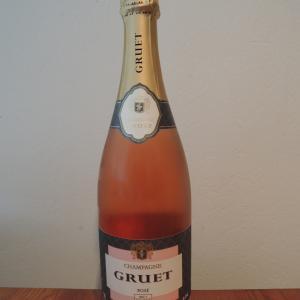 シャンパン GRUET ロゼ