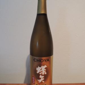 チョーヤの純米酒