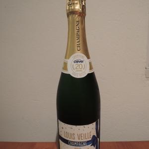 オーストリア クレバーブランドのシャンパン