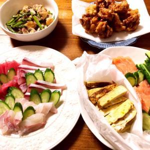 最近の晩御飯とコストコレポ、らいとの誕生日。麻婆豆腐、ネーブルオレンジ、ウインナー