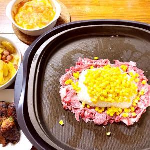 最近の晩御飯とコストコレポ(クレームブリュレ、ミューズ、チーズフォンデュ、焼豚)
