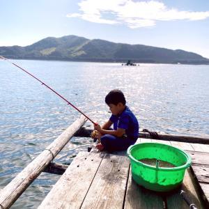 サビキ釣り、最近の晩御飯とコストコレポ(冷凍ブロッコリー、ループタオル、子供様靴下)