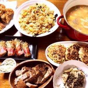 昨日の晩御飯とコストコレポ(さくらどりもも肉)