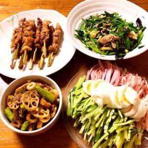 最近の晩御飯とコストコレポ(タマヤパン、さくらどりもも肉)初カラオケ、わっぱ弁当